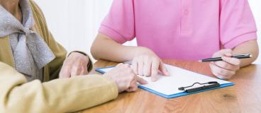 介護保険申請手続きの代行